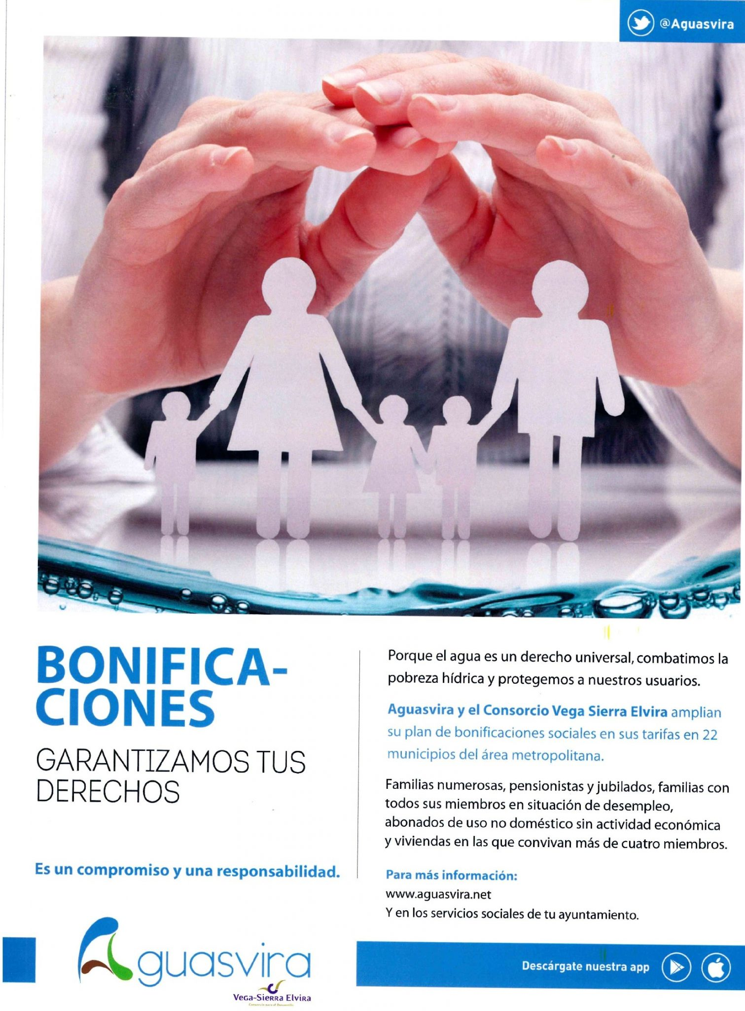 Bonificaciones Aguasvira