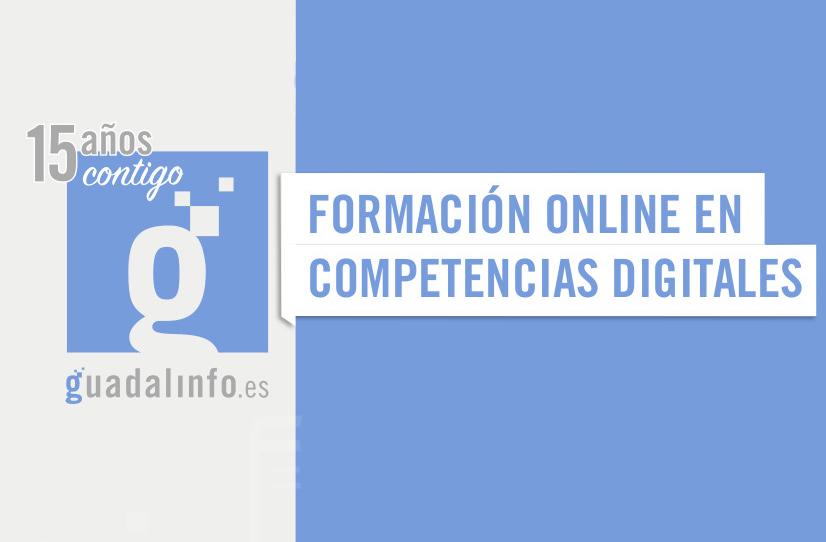 Formación Online en Competencias Digitales