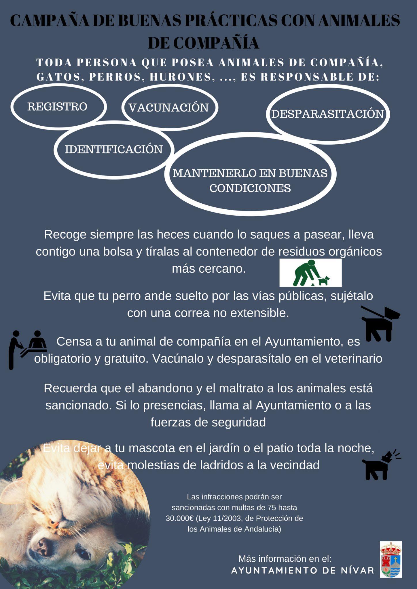Campaña Animales de Compañía