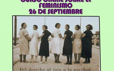 Curso Online Sobre Feminismo