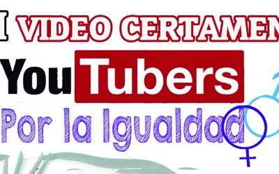 Video-Certamen Youtubers por la Igualdad