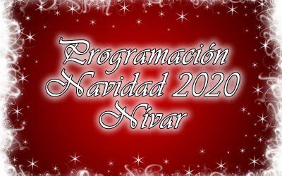 Programació para el Mes de Diciembre 2020