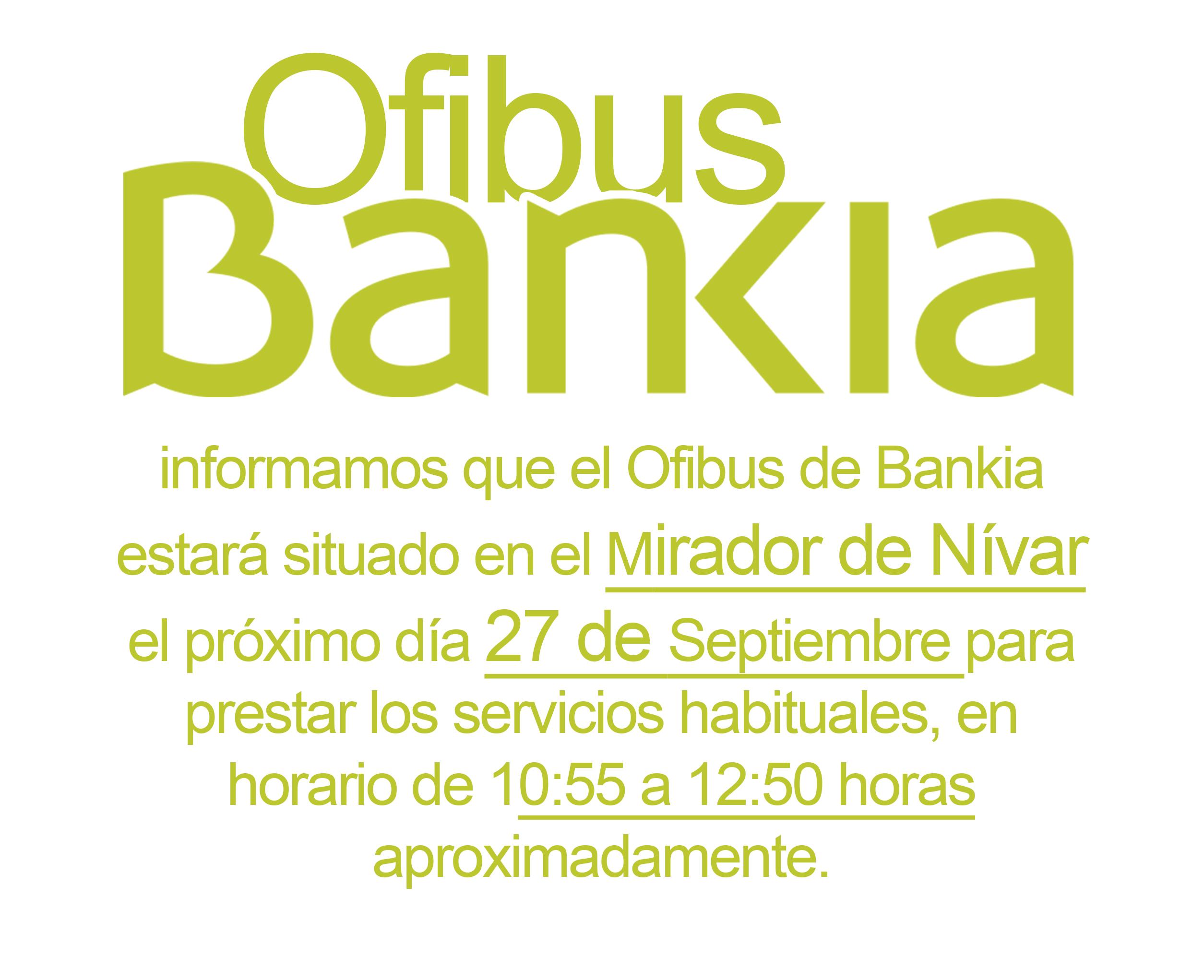 Cartel Bankia